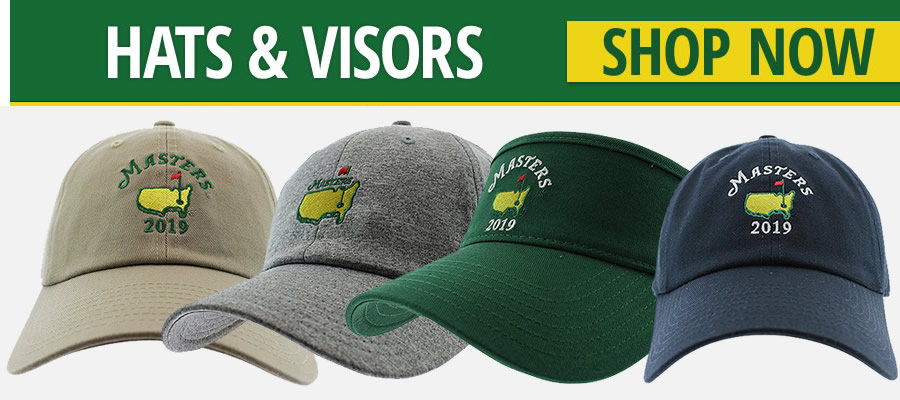 Masters Tournament Hats   Visors 66d306b85d86