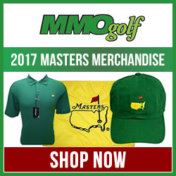 2017 Masters Merchandise from MMO Golf